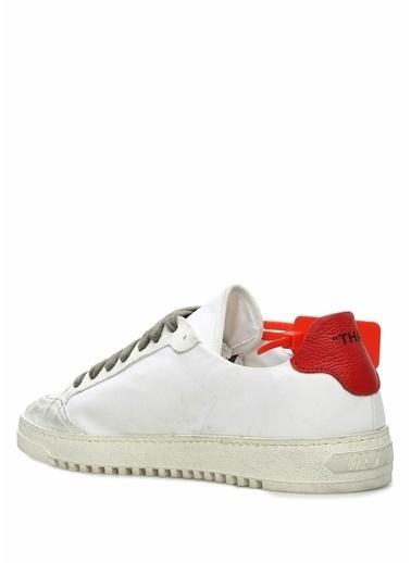 Off-White Sneakers Kırmızı